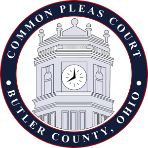 Common Pleas Court Mobile Logo